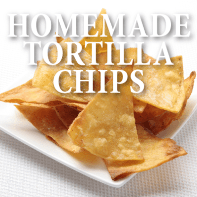 Ellen: Padma Lakshmi Top Chef & Great Homemade Tortilla Chips Recipe