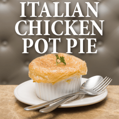 Good Morning America: Fabio Viviani Italian Chicken Pot Pies Recipe