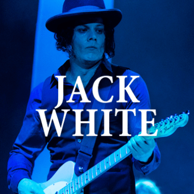 "Ellen: Jack White Ankle Injury & ""Would You Fight For My Love?"" Live"