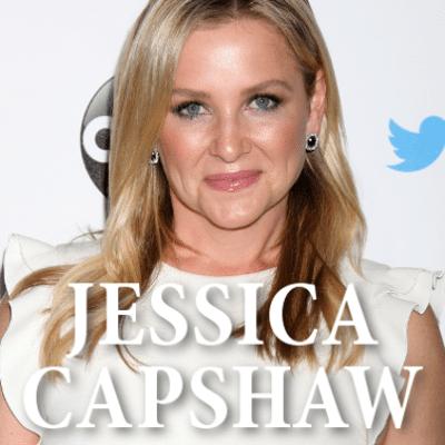 Kelly & Michael: Jessica Capshaw Kids + Grey's Anatomy Review