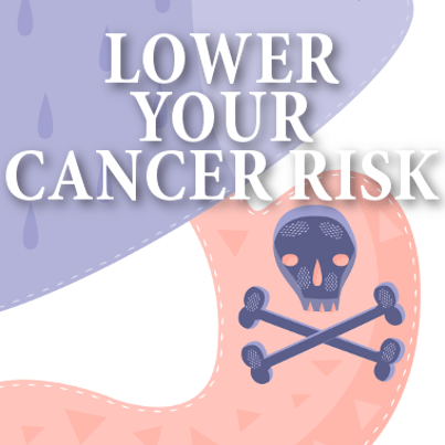 how to lower your risks of cancer essay Essay - resistance to  daily full article inhaler to help with lower cancer  the health organisation has a higher risks of prostate cancer.