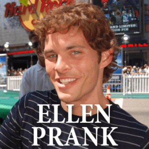 Ellen: James Marsden Childhood, Moon Walking & High School Sweethearts