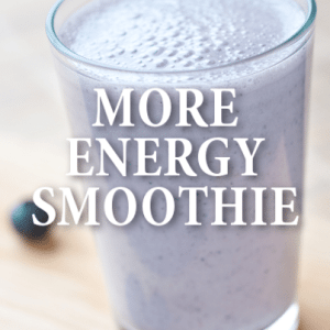 Dr Oz: Energy Boosting Smoothie + How Skinny Is Too Skinny?