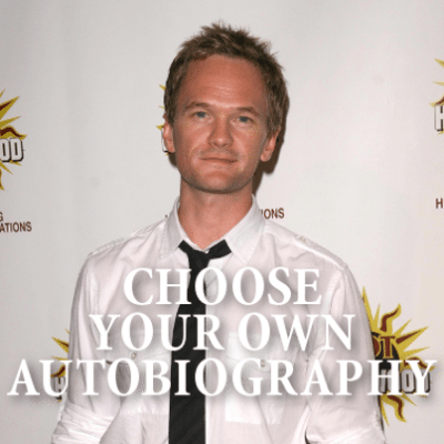 Kelly & Michael: Neil Patrick Harris Choose Your Own Autobiography