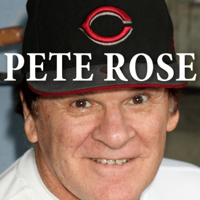the life and baseball career of pete rose Mlb history: what pete rose did for mike schmidt's career  provided an  instant injection of life into the top of the lineup with rose leading.