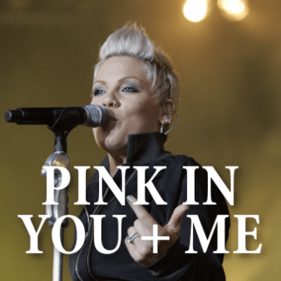 Ellen: You + Me Performance, Pink Harmonizing & Tyler Posey Dunk Tank