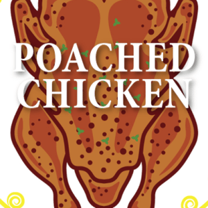 GMA: Marcus Samuelsson Poached Chicken + Ginger-Scallion Sauce Recipe