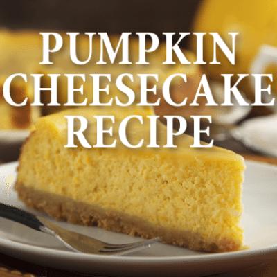 Live!: Martina McBride Cookbook + Pumpkin Gingersnap Cheesecake Recipe