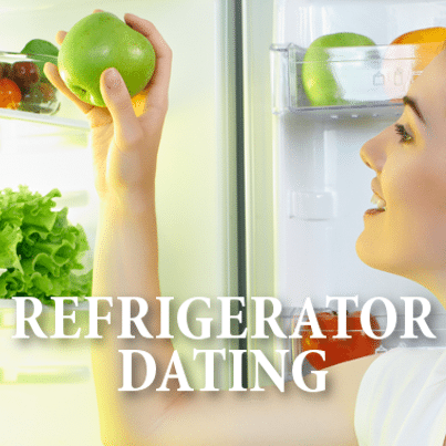 Well refrigerator dating expert John Stonehill