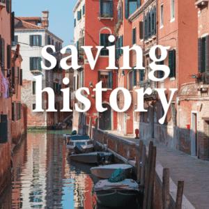 60 Minutes: Italy's Roman Colosseum, Trevi Fountain + Rialto Bridge