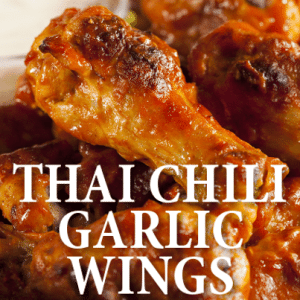 The Talk: Jet Tila Thai Chili Garlic Hot Wings Recipe for Tailgating