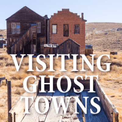 Sunday Morning: Bodie, California Artifacts & Colorado Ghost Towns