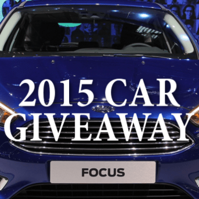 Ellen: What's in the Box? New Haiku Contest & 2015 Ford Focus Review