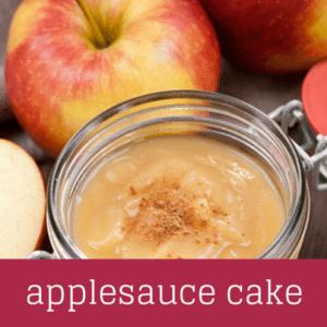The Chew: Valerie Harper & Clinton Kelly's Applesauce Cake Recipe