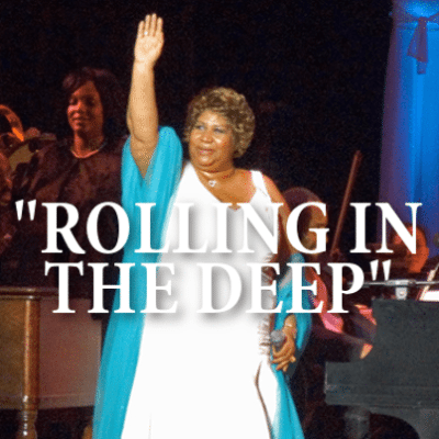 "Kelly & Michael: Aretha Franklin ""Rolling in the Deep"" Performance"