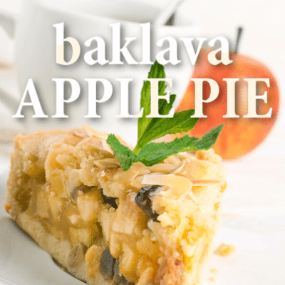 GMA: Robin Roberts Christmas Punch Pie Recipe & Baklava Apple Pie