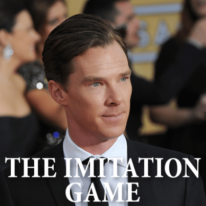 Benedict Cumberbatch came by Ellen to talk about his new film The Imitation Game and to show off his impression talents, doing an impression of stars including Alan Rickman and Jar Jar Binks. (Jaguar PS / Shutterstock.com)
