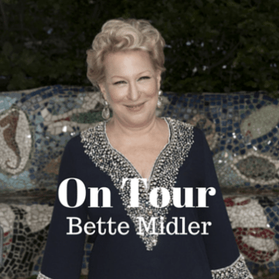 Kelly & Michael: Bette Midler Tour + Baby It's You Performance