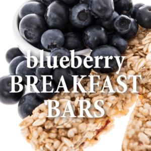 Kathie Lee + Hoda: Parents Magazine Blueberry Breakfast Bars Recipe