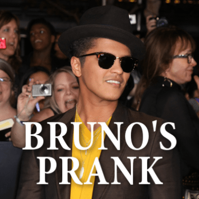 Ellen: Interviewing a Monkey, Bruno Mars Prank & 1900th Show Party
