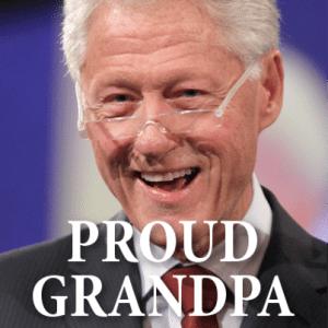 Ellen: President Bill Clinton On Ebola, Scandal & New Granddaughter