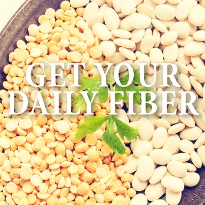 how to eat 25 grams of fiber a day