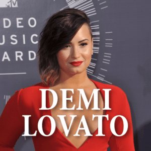 """Ellen: Demi Lovato + The Vamps Perform """"Somebody to You"""" & Skin Care"""