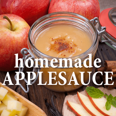 Kathie Lee & Hoda: Pink Applesauce Recipe + Overnight Oats and Quinoa