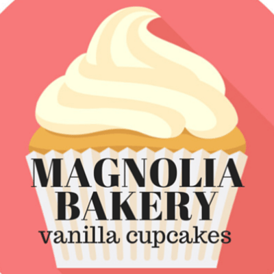 Today: Magnolia Bakery Vanilla Cupcakes Recipe + Buttercream Frosting