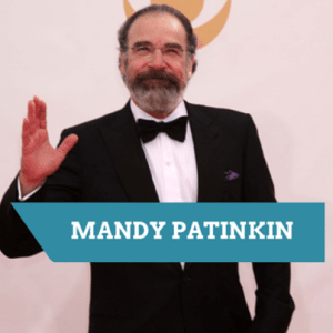 60 Minutes: Mandy Patinkin 'Homeland' Review, Train Set + Impatience
