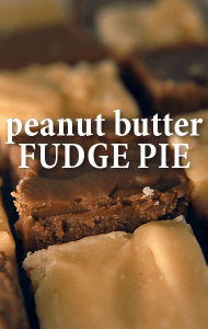 GMA: Ginger Zee Peanut Butter Fudge Pretzel Crust Pie Recipe