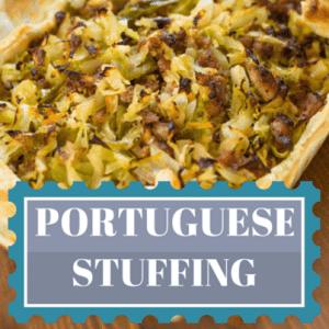 GMA: Emeril Lagasse's Mother Miss Hilda's Portuguese Stuffing Recipe