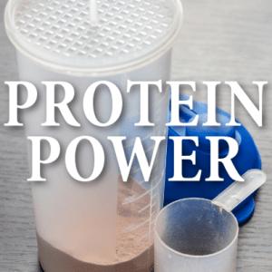 Dr Oz: Protein Power Snacks & Protein Powder Weight Loss Diet