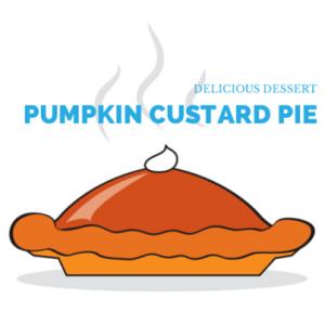 Rachael Ray: Emeril Lagasse Pumpkin Custard Pie Recipe with Nutmeg