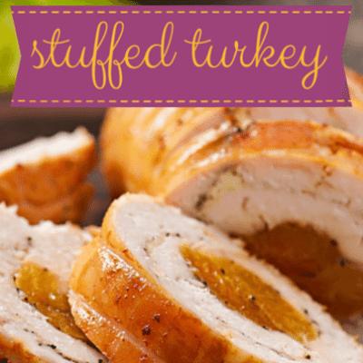 The Chew on Good Morning America: Mario Batali Stuffed Turkey Recipe