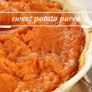GMA: Wolfgang Puck Sweet Potato Puree Recipe + Cranberry Relish