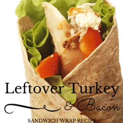 GMA: Emeril Lagasse Roast Turkey & Bacon Chopped Salad Wrap Recipe