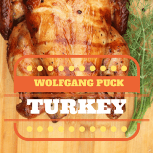 The Talk: Wolfgang Puck Whole Roasted Turkey Recipe + Pressure Oven