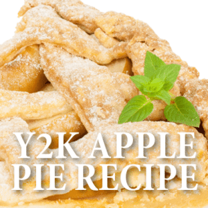 Good Morning America: Portlandia Cookbook Y2K Apple Pie Recipe