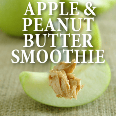 Drs: Dr Phil 20/20 Diet Hunger Scale + Apple Peanut Butter Smoothie