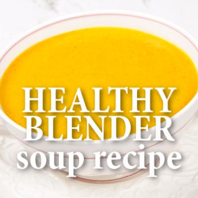The Doctors: Blender Recipes + Apple Pie Smoothie & Beet Yogurt Dip