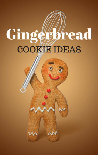 Rachael Ray in how to really dress up your Gingerbread Man Cookies ...