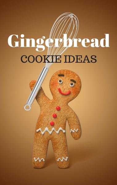 Rachael Grant S Gingerbread Man Cookies Recipe Decorating