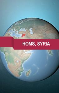 60 Minutes: Silvered Water, Filmmaker Simva & Basset in Homs, Syria