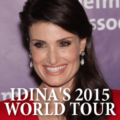 "Kelly & Michael: Idina Menzel ""Do You Hear What I Hear"" Review"