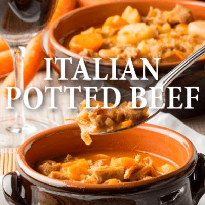 The Chew: Brooke Shields's New Memoir & Italian Potted Beef Recipe