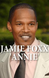 Kelly & Michael: Jamie Foxx 'Annie' + Christmas Carol Challenge