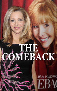 Ellen: Lisa Kudrow on The Comeback, Hating Skiing & Show Title Game