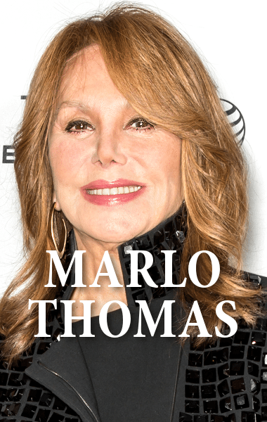 marlo thomas salary from st judes