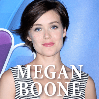 Kelly & Michael: Megan Boone Artist + The Blacklist Review